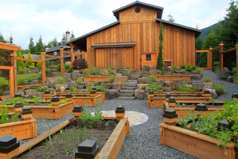Raised Garden Beds Design do you grow veggies in raised beds post a photo and share your raised 41 Backyard Raised Bed Garden Ideas