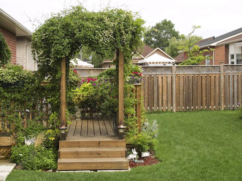 Backyard Arbor Designs And Ideas