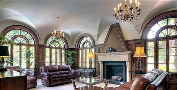 Vaulted Ceiling Height