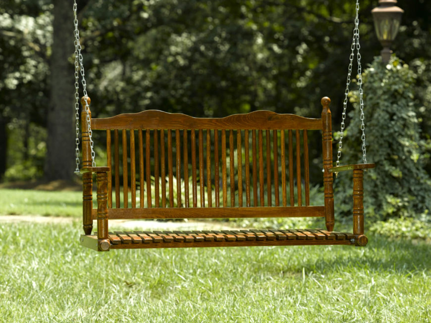 35 swingin 39 backyard swing ideas