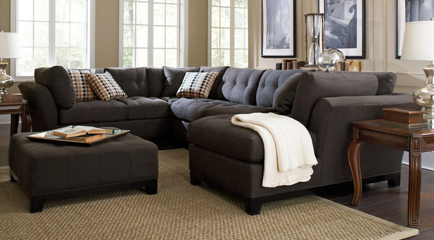 35 lovely living room sofa ideas. Black Bedroom Furniture Sets. Home Design Ideas