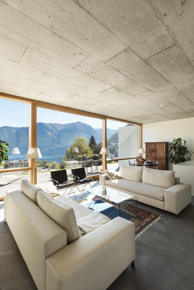 26 interesting living room d cor ideas definitive guide - Living room ceiling tiles ...