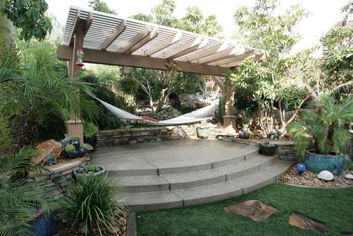 38 Lazy Day Backyard Hammock Ideas