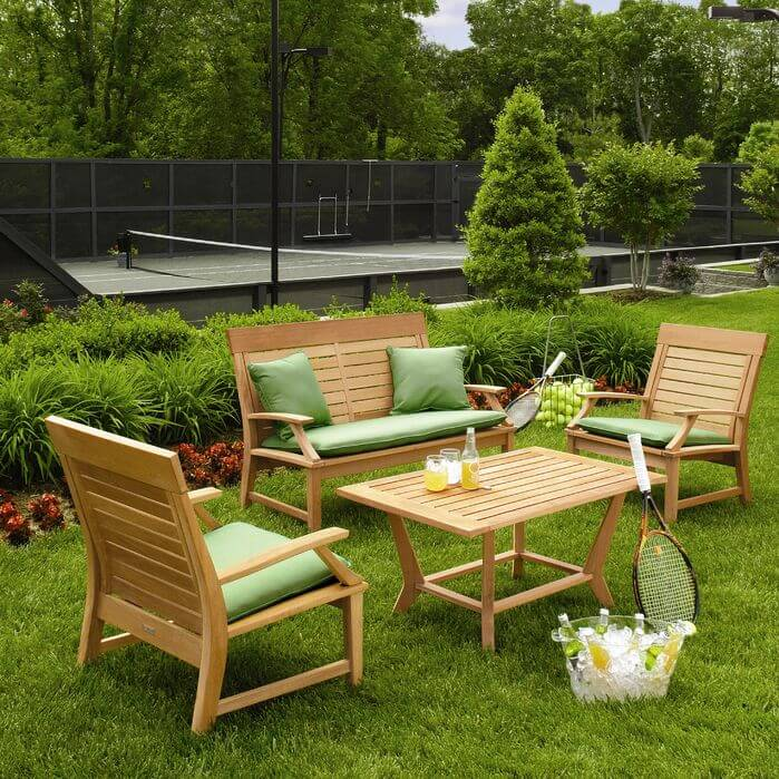 How To Make Tennis Court In Backyard : When you have a tennis court in your backyard you can go from a