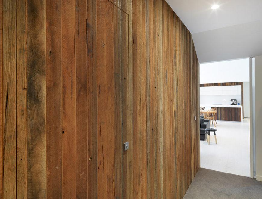 Midcentury Wood Bed Frame