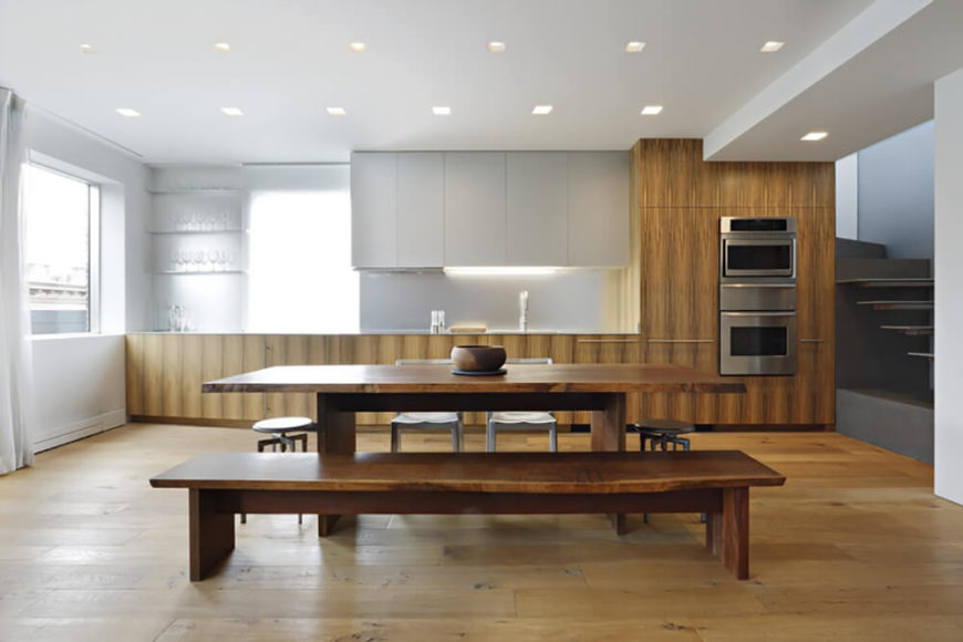 Clean Lined Sullivan Street Apartment by Slade Architecture : SladeSullivan01 870x580 from www.homestratosphere.com size 870 x 580 jpeg 53kB