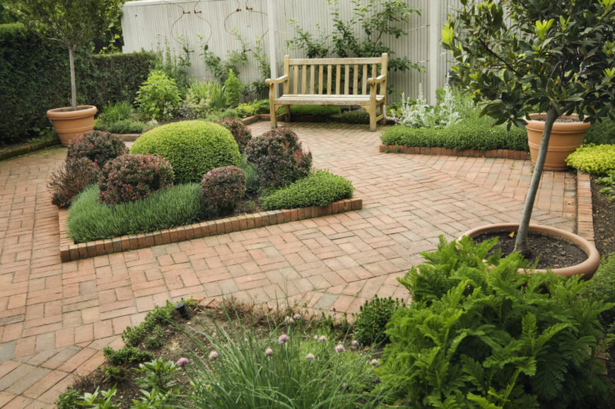Pretty Small Garden Ideas - Landscape gardens