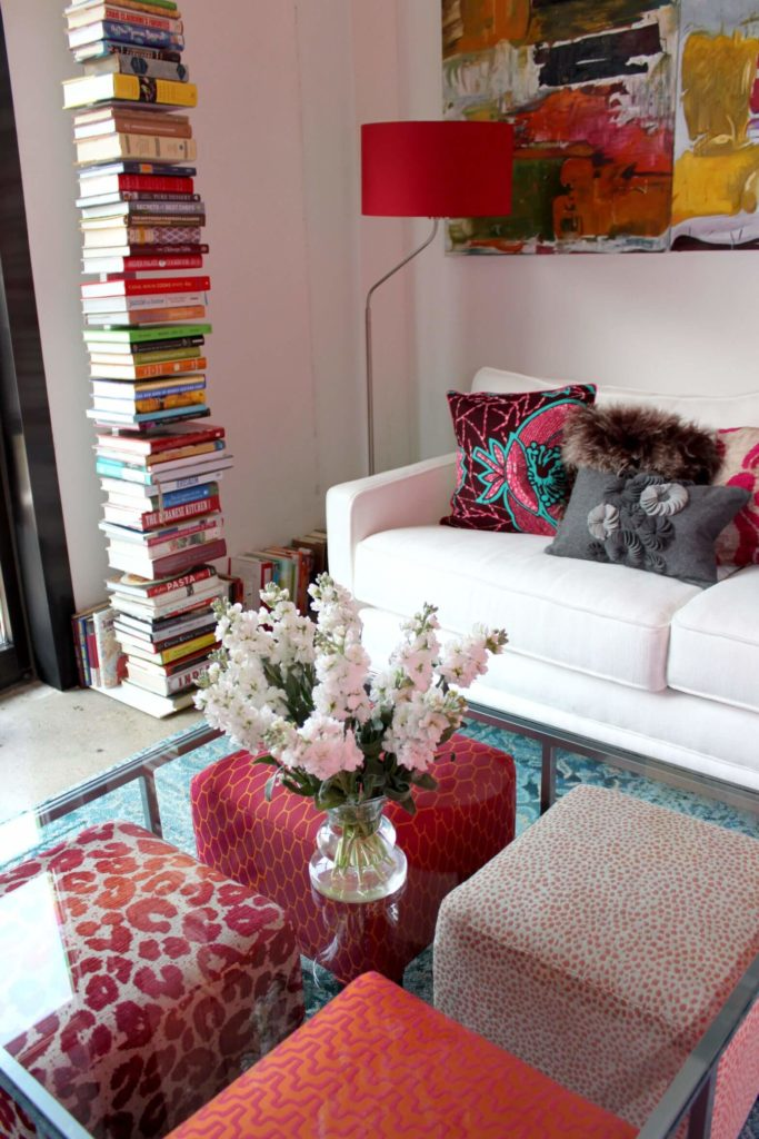 Living Room Ottoman Decor: 101 Contemporary Living Room Design Tips For The Ultimate Room