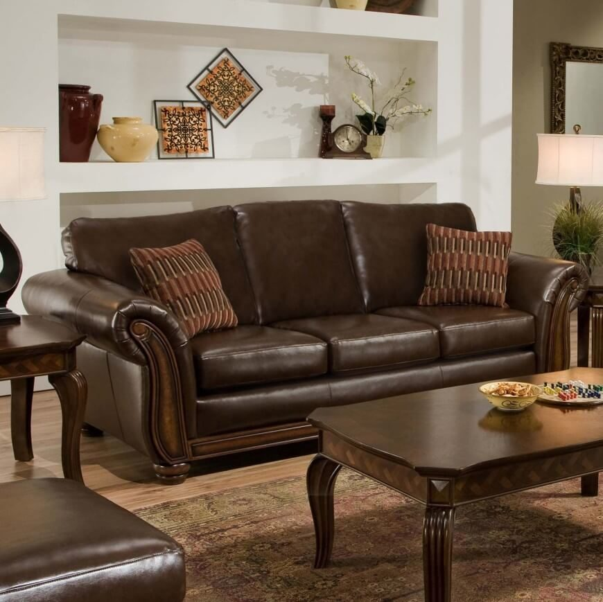 Brown Couch Living Room Design: 101 Contemporary Living Room Design Tips For The Ultimate Room