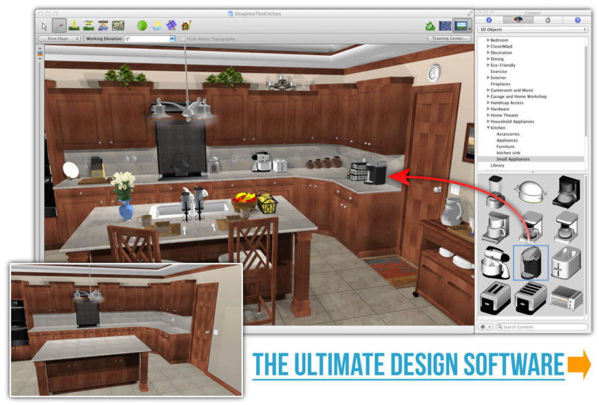 22 best online home interior design software programs for Best free interior design software
