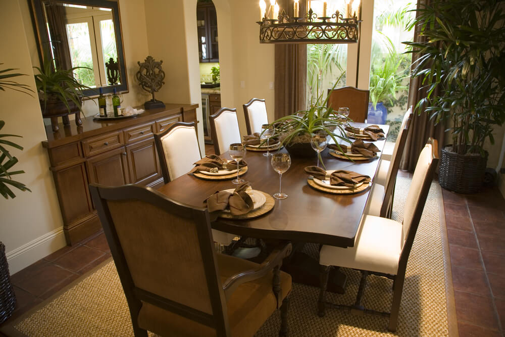 126 Luxury Dining Rooms (Part 2)