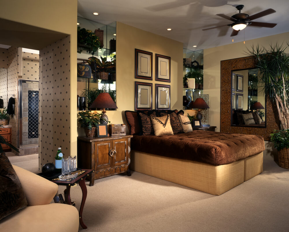 Custom Luxury Master Bedroom Designs PICTURES - Custom home interior design