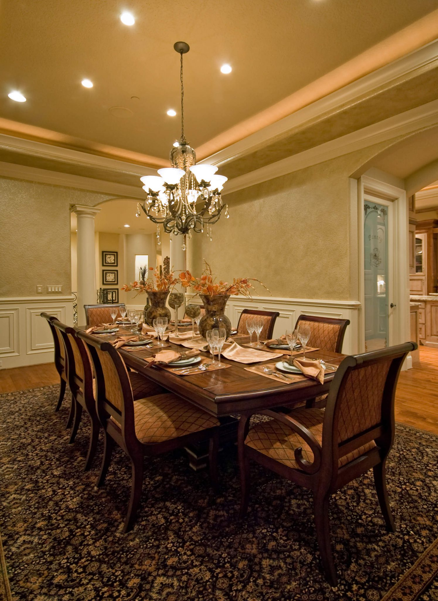 Luxury Dining Room Furniture: 126 Luxury Dining Rooms (Part 2