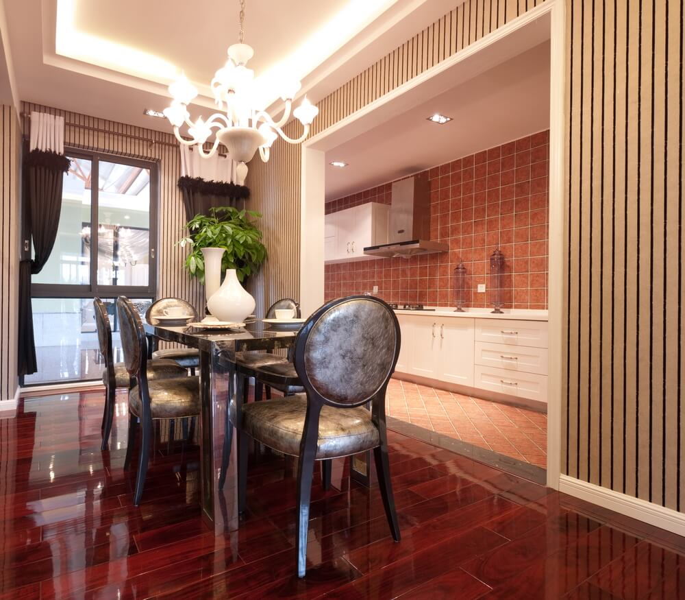 Kitchen Dining Room: 126 Luxury Dining Rooms (Part 2