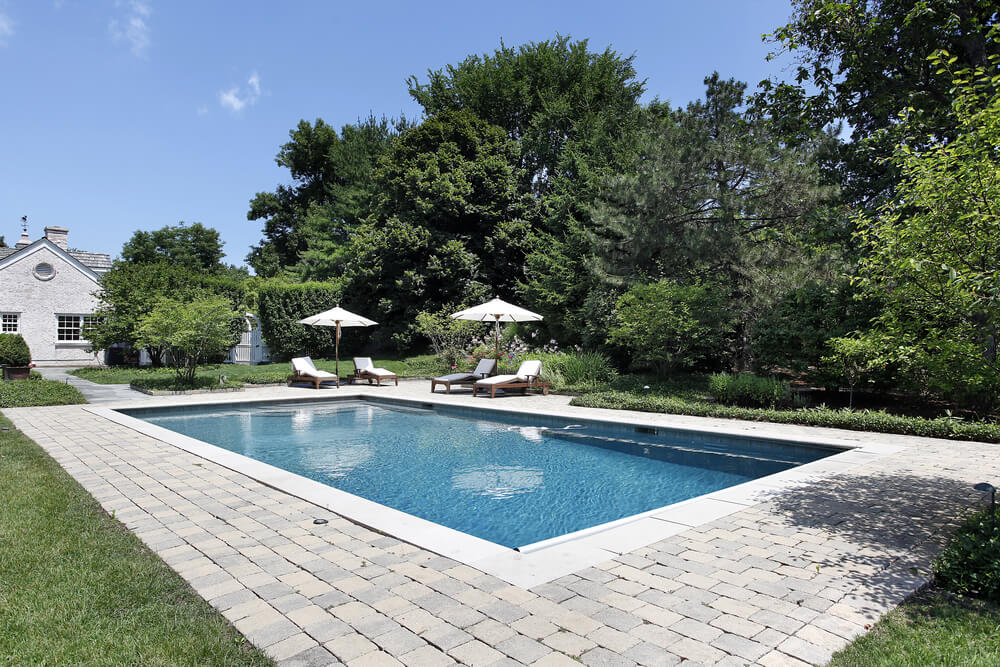 another picture of the swimming pool above - Backyard Pool Design Ideas
