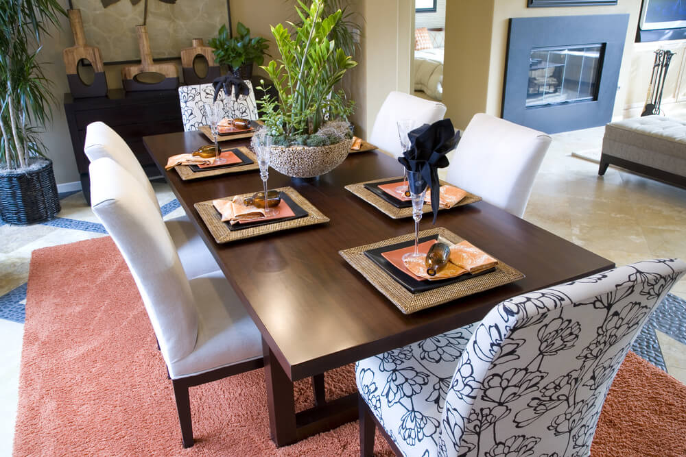 100 rug for dining room how to correctly measure for a dini