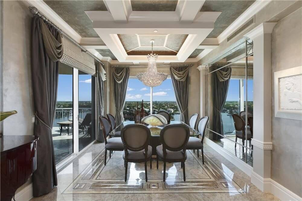126 Custom Luxury Dining Room Interior Designs : zdining5 from www.homestratosphere.com size 1000 x 666 jpeg 81kB