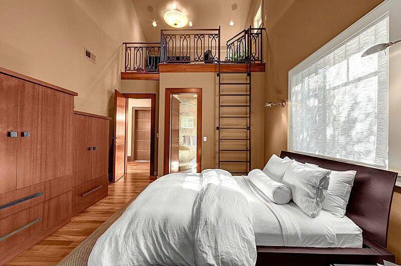 the beds that hang from ceiling 54 lofty loft room designs