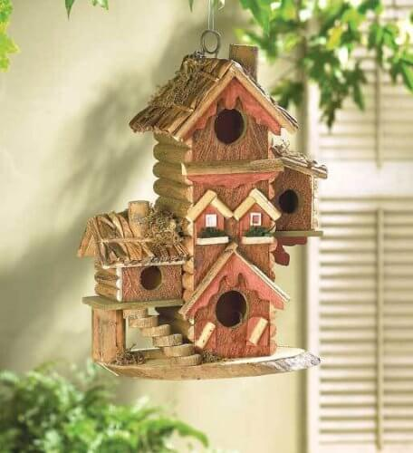Decorative Bird House Theme And Kids Rooms Ideas: Birdhouse Decorating Ideas