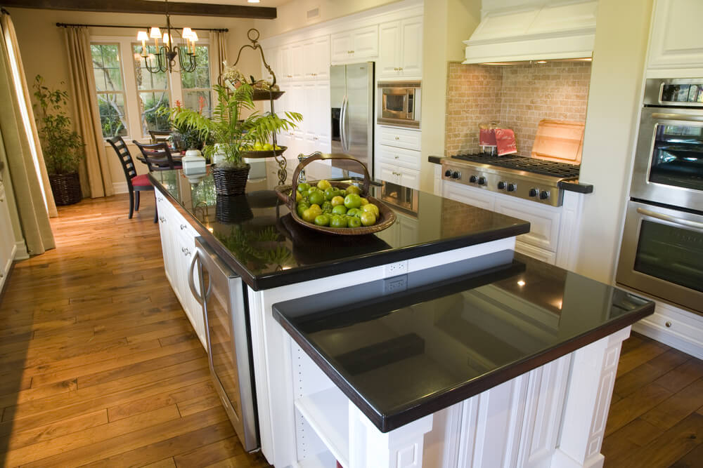 Eclectic mix of 42 custom kitchen designs - Full verandah house plans the functional extra space ...