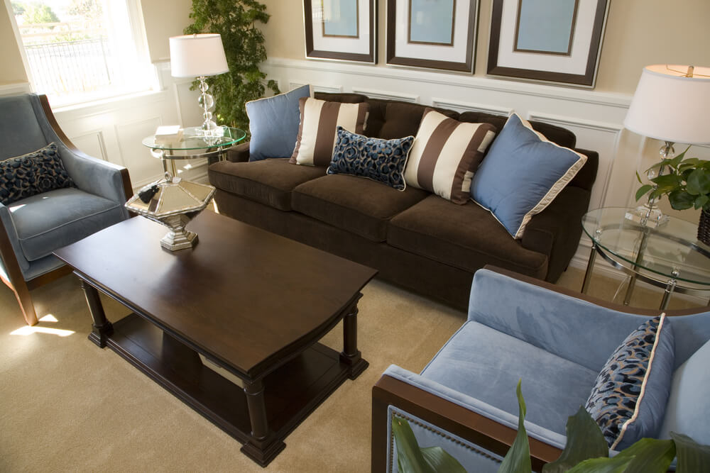 1000+ Images About Living Room Ideas In Brown On Pinterest