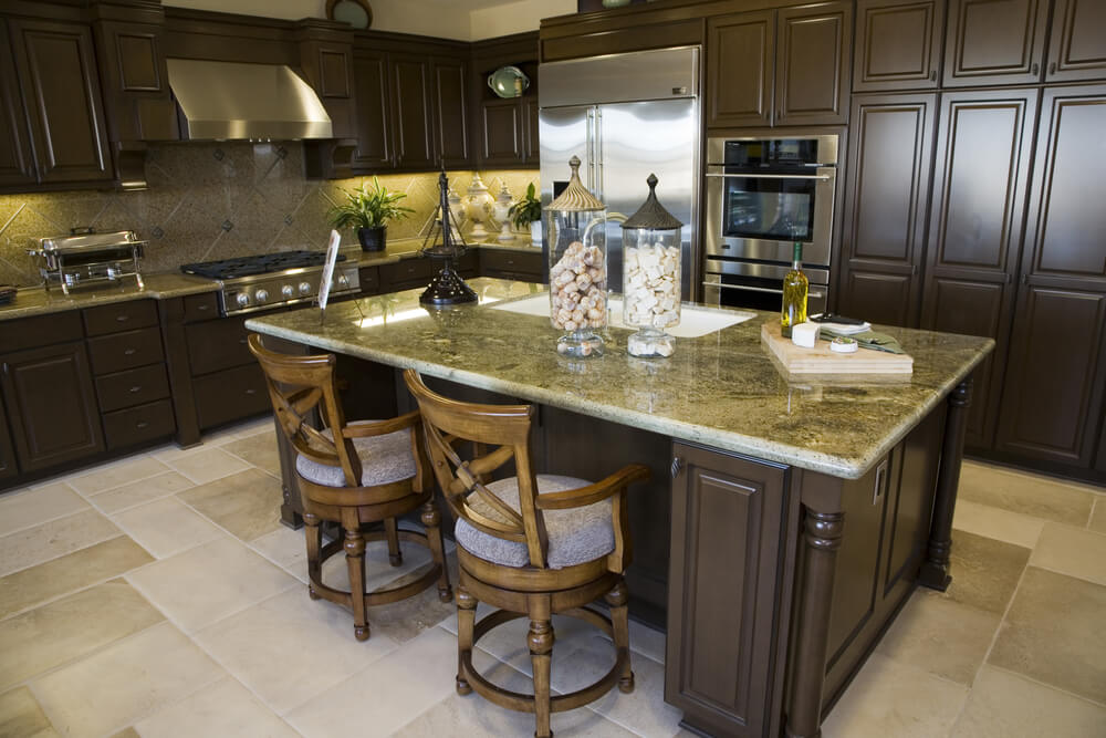 39 Fabulous Eat In Custom Kitchen Designs : shutterstock23772124 from www.homestratosphere.com size 1000 x 667 jpeg 95kB