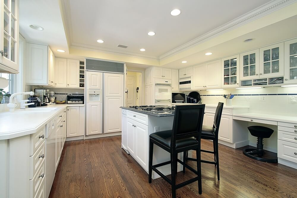 traditional kitchens with white cabinets 36 quot brand new quot all white kitchen layouts amp designs photos 27286