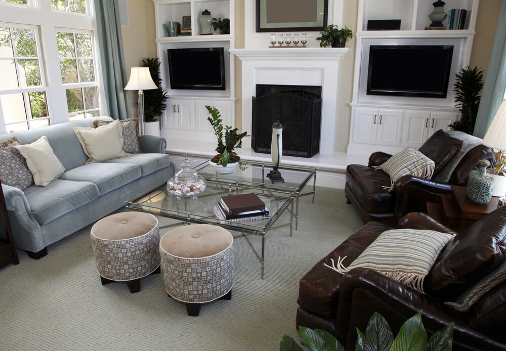 47 Beautifully Decorated Living Room Designs Home Stratosphere