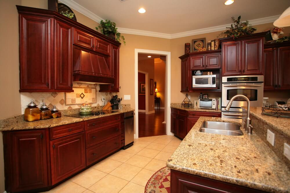 Kitchen Design Gallery Ideas eclectic mix of 42 custom kitchen designs | home stratosphere