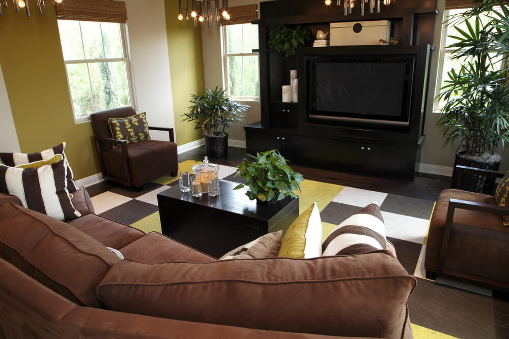 This Is More Of A Family Room, But I Included It In This Gallery Because Part 96