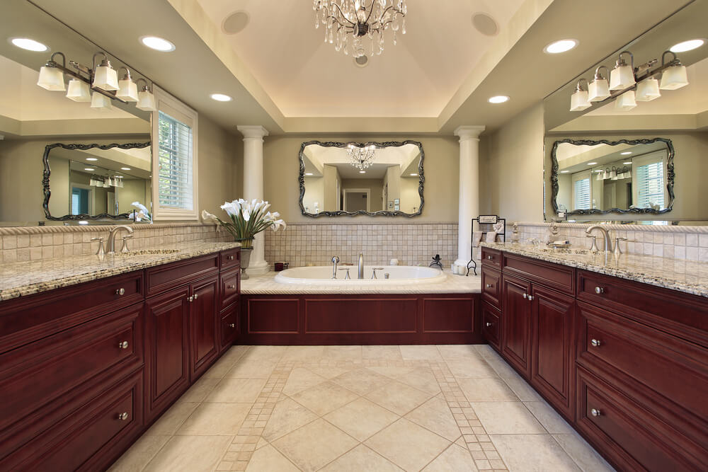 50 new home custom luxury bathroom designs