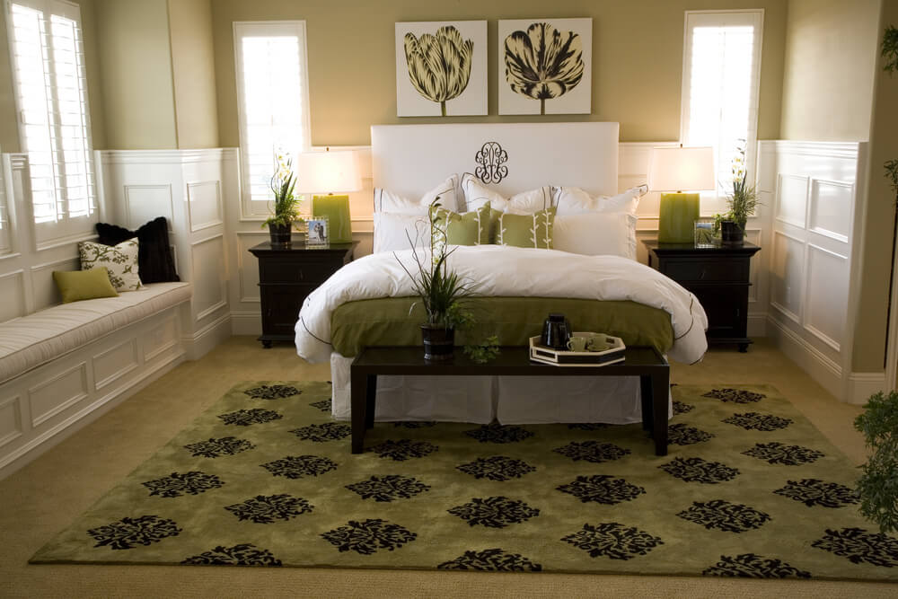 Master Bedroom Designs Green 50 professionally decorated master bedroom designs (photos) | home