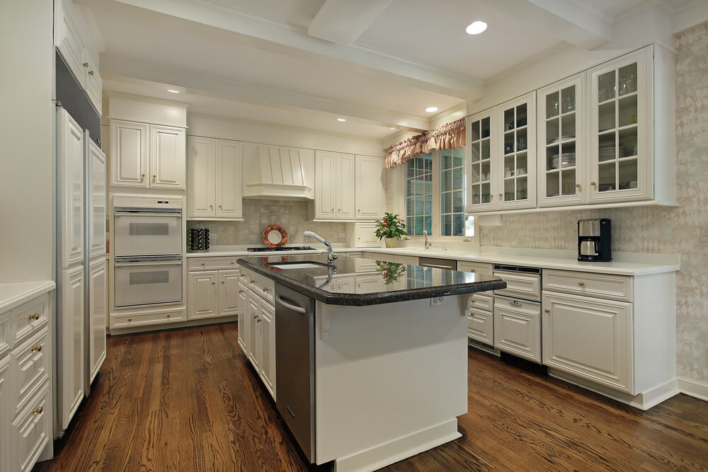 pecan kitchen cabinets with backsplashes eclectic mix of 42 custom kitchen designs