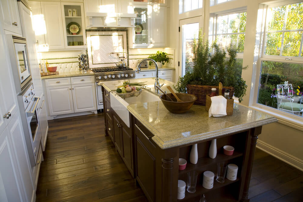 Eclectic Mix Of 42 Custom Kitchen Designs