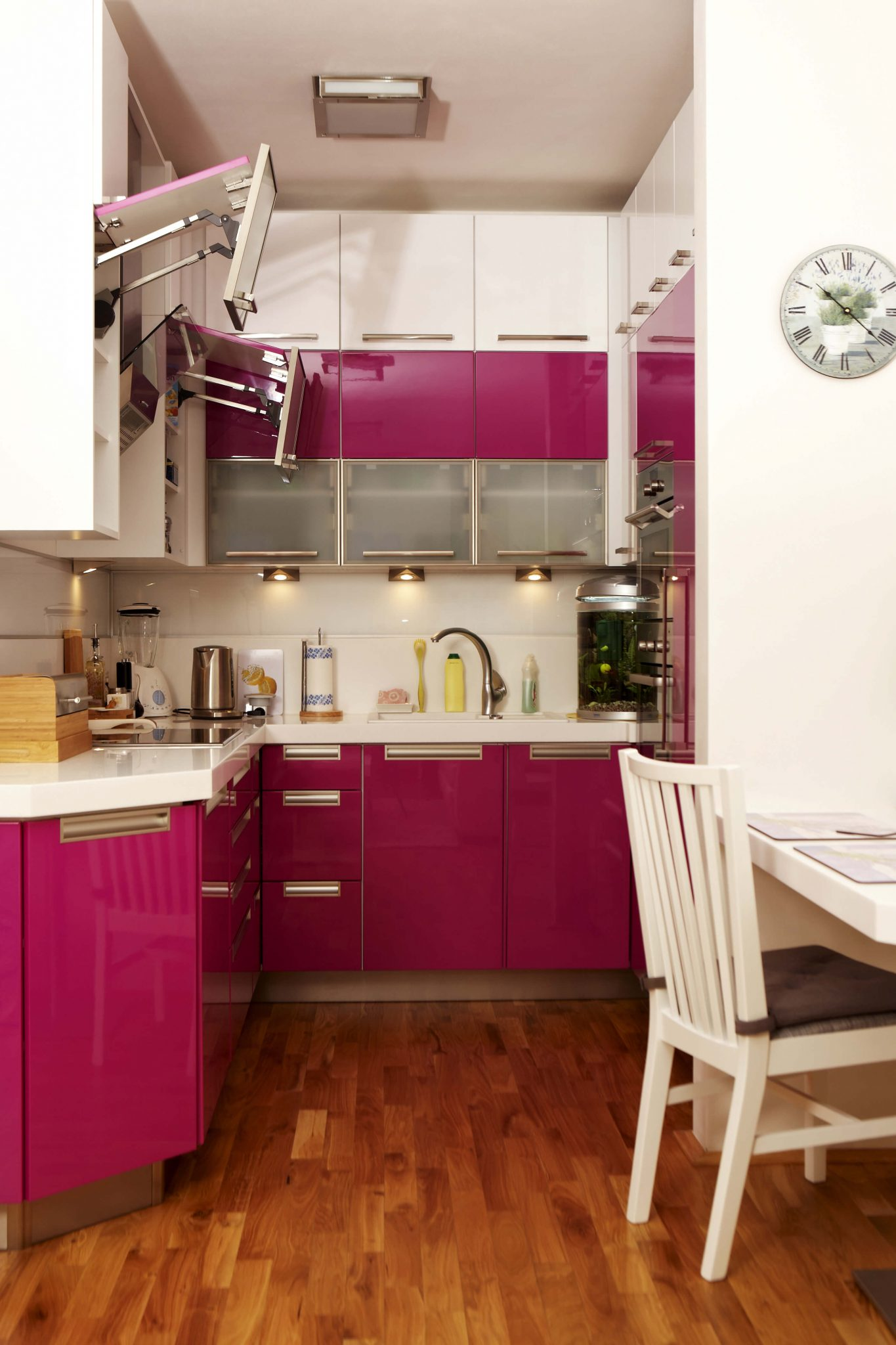 Apartment Galley Kitchen Designs 43 Small Kitchen Design Ideas Some Are Incredibly Tiny