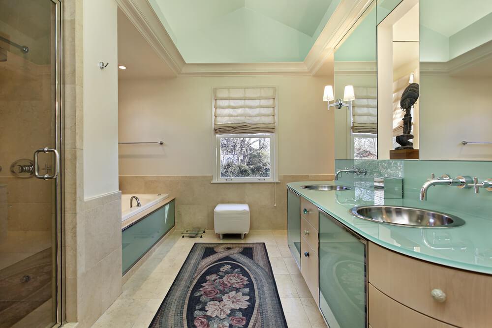 50 Neue Heimat Benutzerdefinierte Luxus-Badezimmer-Designs – Home Deko
