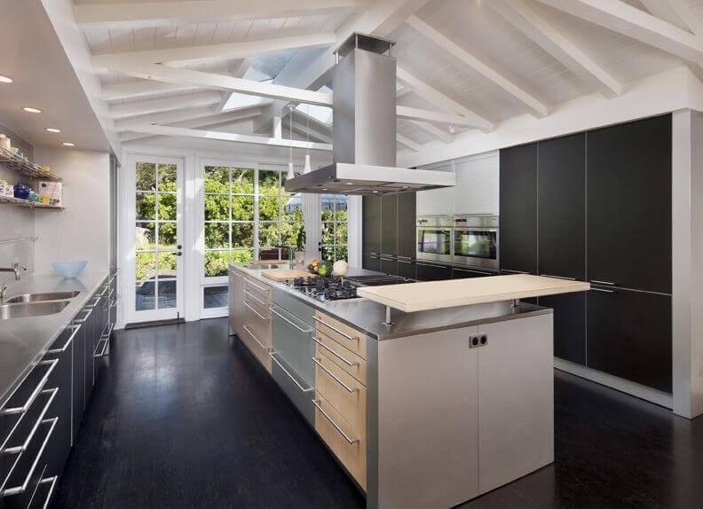 Contemporary Kitchen Flooring 60 ultra modern custom kitchen designs (part 1)