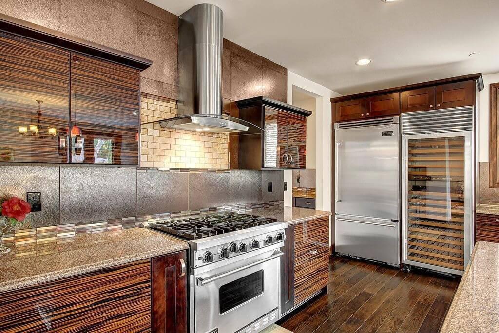 36 Custom Quot Bright Amp Airy Quot Contemporary Kitchen Designs