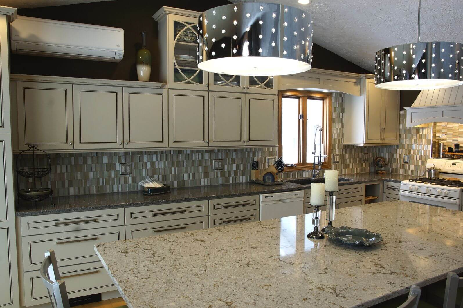 Custom Metal Cabinets 40 Inviting Contemporary Custom Kitchen Designs Layouts