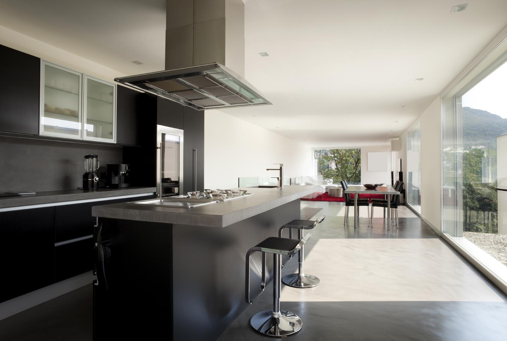 60 ultra modern custom kitchen designs part 1 - Deco maison cuisine ouverte ...