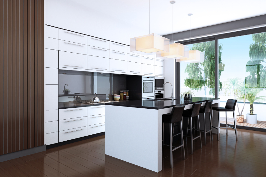 Modern White And Black Kitchens 60 ultra modern custom kitchen designs (part 1)