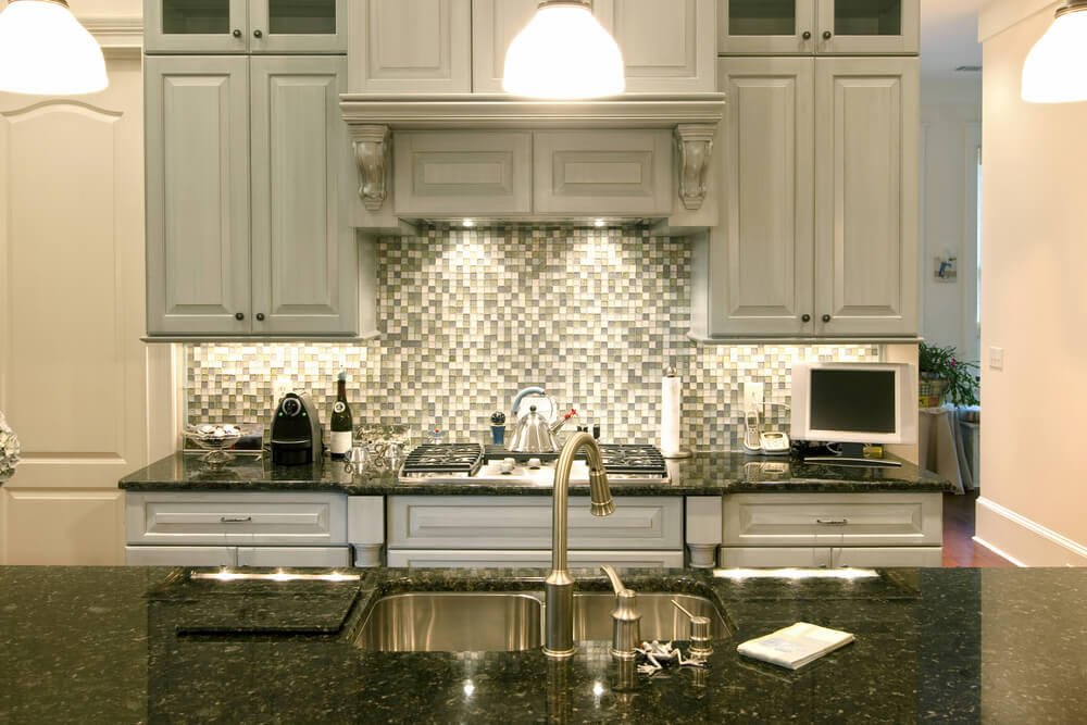 Black And Grey Kitchen Cabinets 40 inviting contemporary custom kitchen designs & layouts