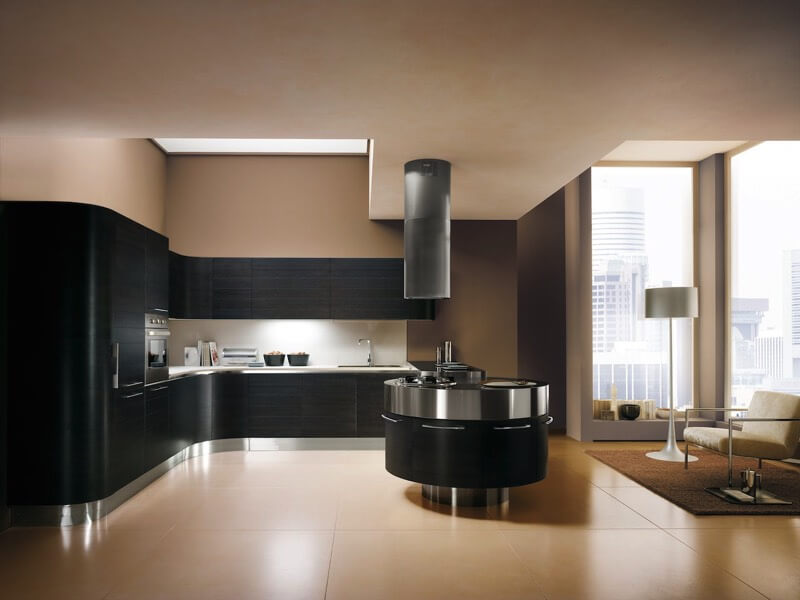 20 state of the art modern kitchen designs by reeva design for Cuisine de luxe contemporaine