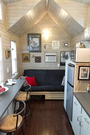 10 Tiny Home Designs - Exteriors & Interiors (Photos)