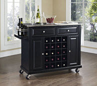 Kitchen Island On Wheels 10 types of small kitchen islands on wheels | home stratosphere