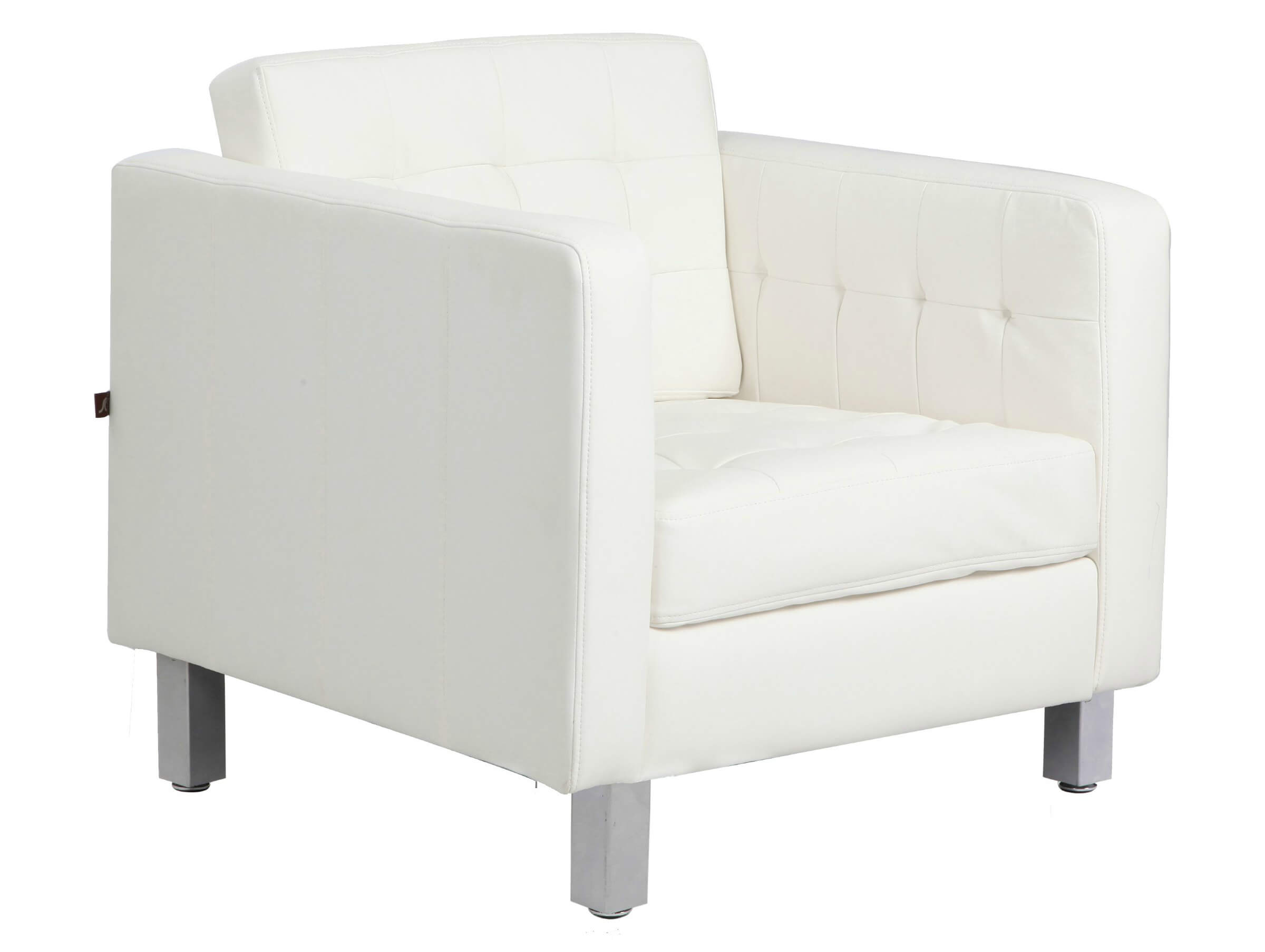 37 White Modern Accent Chairs For The Living Room
