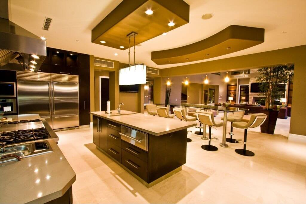 garage ceiling shelf ideas - 48 Luxury Dream Kitchen Designs Worth Every Penny s