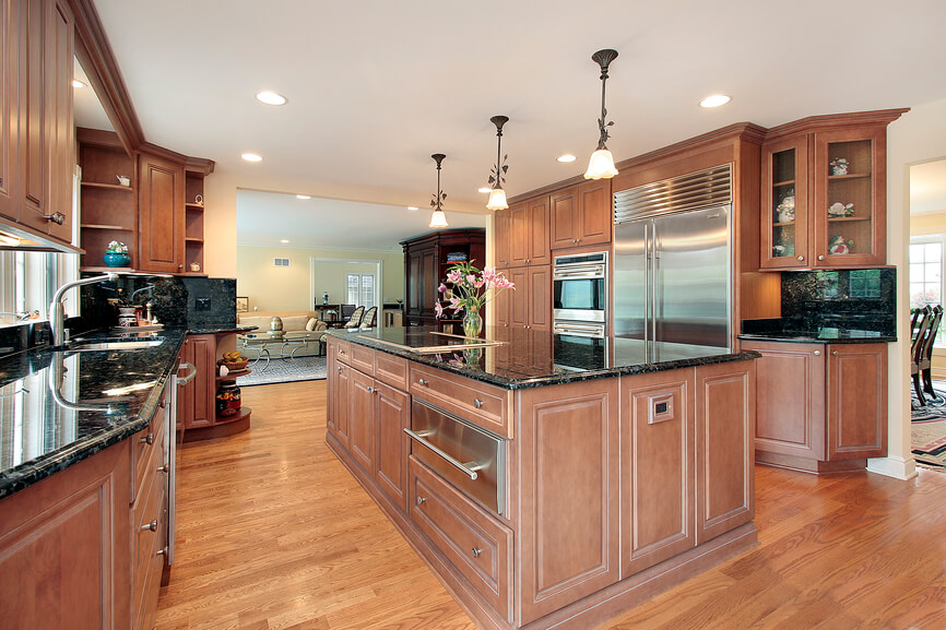 Swell 22 Luxury Galley Kitchen Design Ideas Pictures Largest Home Design Picture Inspirations Pitcheantrous