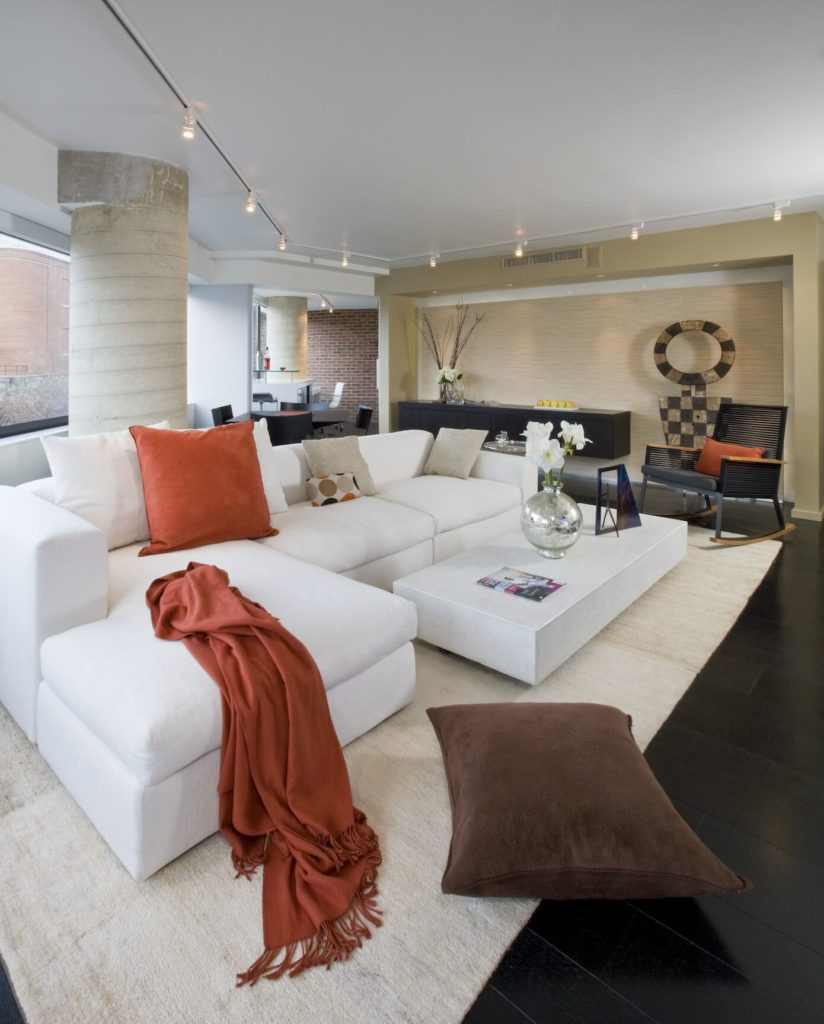 modern georgetown apartment by forma design