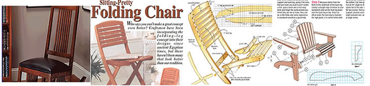 More chair plans
